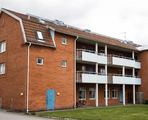 Bygga fastigheter lägenheter storgatan Burseryd