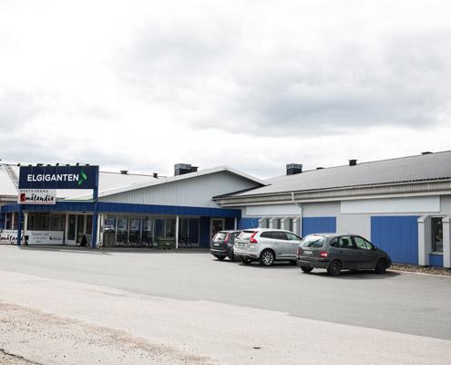 Lokaler Smålandia i Gislaved