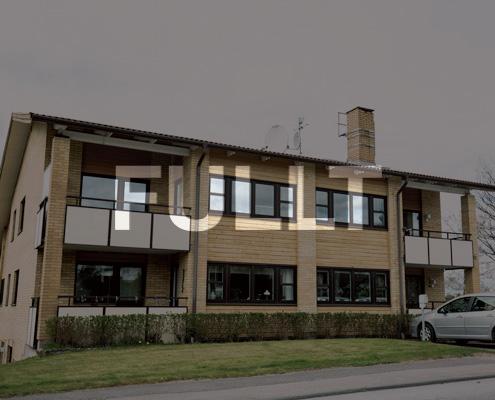 Lägenheter Allégatan i Anderstorp fullt
