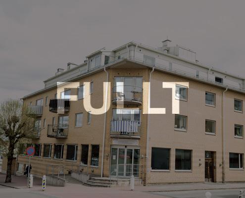 Lägenheter och lokaler Ängsgatan i Gislaved fullt