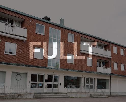 Lägenheter och lokaler Torggatan i Reftele fullt